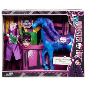 Monster High Headless Headmistress Diretora Sem Cabeça D