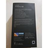 Celular Samsung Galaxy S8 ( Pequeño Detalle En Pantalla)