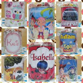 Candy Bar Personalizado Alcancías Souvenir Colegio
