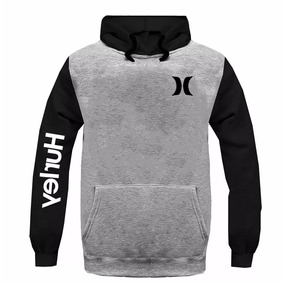 Moletom Hurley Masculino Feminino Blusa De Frio Promoção