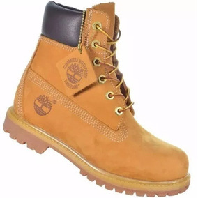 Promoção! Bota Da Timberland Boot Yellow Masculina / Feminin