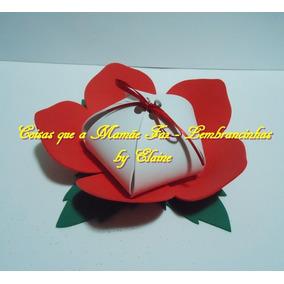 8 Lembrancinhas Porta Bombom Flor Em Eva Dia Das Mães 15 Ano
