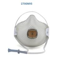 Respirador Moldex Mod. 2700 N95 Caja C/10 Pzs.