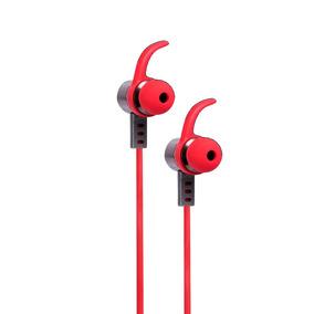 Audífono In-ear Bluettooth Stf Air Rojo Con Envío Gratis