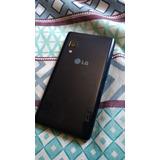 Vendo Celular Lg Optimus L5 || ,desbloqueado Preto -android