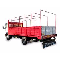 Carrocería Baranda Volcable Para Camiones