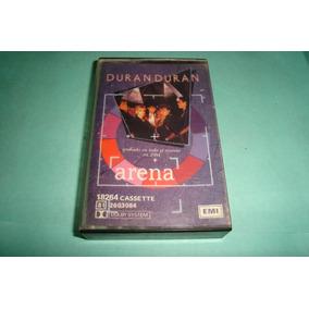 Duran Duran - Arena - Cassette - Edicion Nacional