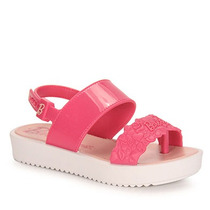 Sandália Infantil Grendene Barbie - 23 Ao 34 - Pink