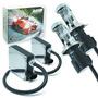 Kit Bi Xenon Farol Caminhão 24v 55w Lampada Certa H4-3 6000k
