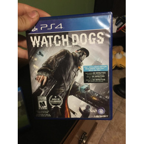 Fifa 16 Y Watch Dogs Ps4