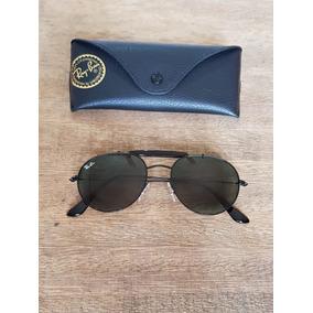 Óculos Rayban Caçador Tamanho G Ray Ban - Óculos no Mercado Livre Brasil 1e8531831a