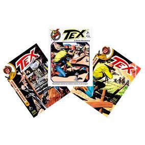 Revista Tex Coleção Ou Mensal Para Escolher