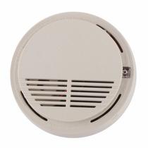 Detector De Humo Inalambrico Sin Central De Incendio 9v