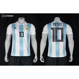 Camiseta Original Seleccion Argentina Messi Mundial 2018