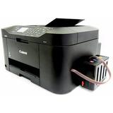 Impresora Mult Canon Mb2010/2110 Sistema Tinta Cafe Internet