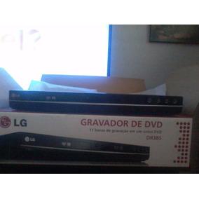 Gravador De Dvd De Mesa Lg Modelo 385