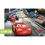 Adesivo Infantil Carros Cars - Paredes Guarda Roupas Com 6m²