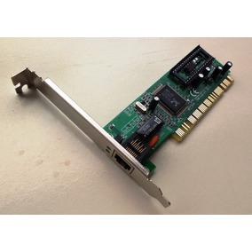 Placa Pci Para Rede Lan 10/100mbps Ethernet - Encore 832-tx
