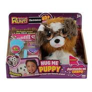Pelúcia Adota Pets Hug Me Max Com Som Multikids