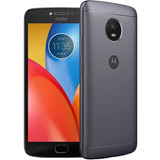 Smartphone Motorola E4 Plus 13mp Doble Flash Huella 5000 Mah