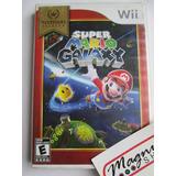 Super Mario Galaxy Nintendo Wii Completo Seminuevo Enviograt