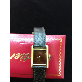 Reloj Cartier Must Dama Ref. 3 019728