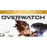 Overwatch Pc: Game Of The Year Edition (código Battle.net)