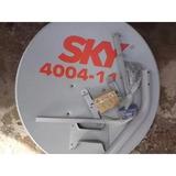 Antena Completa Para Sky Livre Ou Para Ponto Adicional
