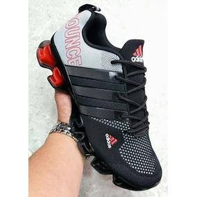 830864156b9 Zapatillas Adidas Titan Bounce Running - Tenis Plateado en Mercado ...