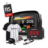 Fueltech Ft450 3 Metros + Wideband Nano 2 M + Sonda Bosch
