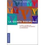 Libro: La Quinta Disciplina - Peter Senge - Pdf