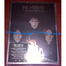 The Verve - A Northern Soul, Deluxe, 3 Cds + Book, Import