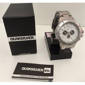 651c6ec3d1b Relogio Quiksilver Kaspia Tb Metal Outro - Relógios De Pulso no ...