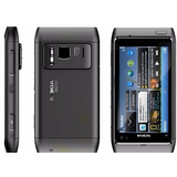 Celular Nokia N8 Symbian 12mp 24gb 3g Negro Nuevo Libre