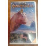 Vhs Película Dinosaurio Disney Doblada Al Español Atp