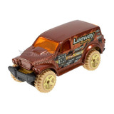 Power Panel Pick Up Camionete Hot Wheels 2011 Jeep Desert