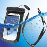 Capa A Prova Dagua Capinha Estanque Iphone Galaxy Motorola