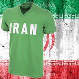 Camisa Retrô Iran 1970