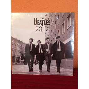 The Beatles Calendario, De Colección, Nuevo.