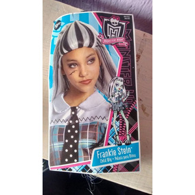 Pelucas Monster High Frankie Stein