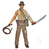 Muñeco Indiana Jones Multiarticulado Templo Perdicion Hasbro