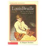 Louis Braille (libro En Inglés)