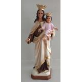 Virgen Del Carmen De 43 Cm