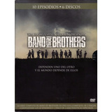 Band Of Brothers Miniserie Completa - Boxset 6 Dvd Original