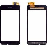 Tela Vidro Touch Screen Microsoft Lumia Nokia 530 N530 Preto