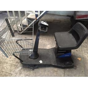 Carrito De Supermercado Eléctrico Para Discapacitados