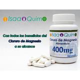 Cloruro De Magnesio 6 Frascos 400mg Envio Gratis