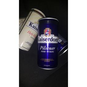 Lata Cerveza Kaiserdom Pilsener 1l Importada Alemania