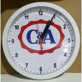 10 Relógios Personalizado Com Foto(grande 25x25)