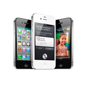 Celular Iphone 4s 32gb Blanco Y Negro Desbloqueado